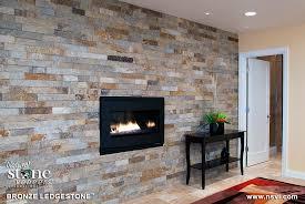 virginia ledgestone residential fireplace bronze residential fireplace