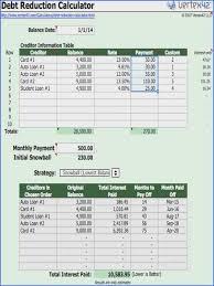 Free Debt Snowball Spreadsheet Elegant Debt Snowball Worksheet