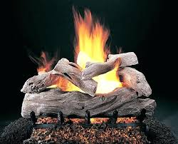 fake logs for gas fireplace image of gas fireplace log fake birch logs for gas fireplace