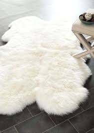 faux fur area rugs best faux fur rug ideas on fur rug white fur rug within