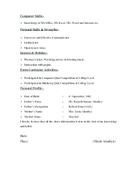Resume Templates Free Download For Microsoft Word Resume Office