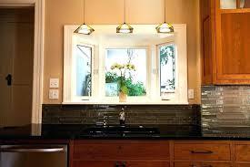 kitchen window lighting. Fine Window Shelf Above Kitchen Window Bay Over Sink Wonderful Pendant  Lighting And Kitchen Window Lighting