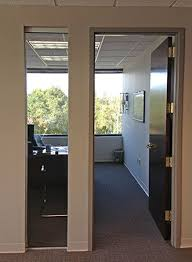corporate office door with sidelight Google Search Inspired