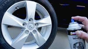 How To Spray Paint Wheels Like A Pro Car Paint Repair Paint Repair Bike Repair