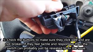 easy fix for non working cruise control buttons on steering wheel easy fix for non working cruise control buttons on steering wheel 2009 ford e 150 van
