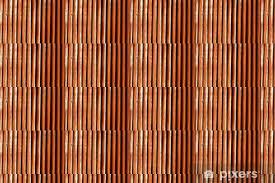 a rusty corrugated iron fence vinyl custom made wallpaper life