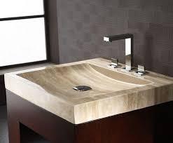 bathroom vanity tops sinks. beige travertine stone bathroom vanity top with integrated bowl from xylem tops sinks