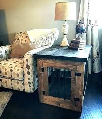 dog kennel end table dog kennel end tables large dog crate table large dog crate end dog kennel end table