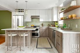 Before And After Kitchen Remodels Better Homes Gardens Townhouse Delectable Budget Kitchen Remodel Ideas Exterior