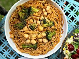 Noodles with Seared Sea Scallops Recipe ...