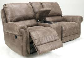 Double Rocker Recliner Loveseat Trendy 267565 Loveseat Recliner With Console Cover 62 Double