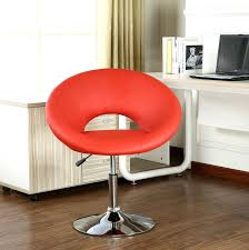 colored desk chairs. Colorful Desk Chairs A Contemporary Chrome Swivel Chair Will Bring Some Mod Flair To Home . Colored