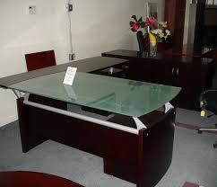 office glass tables. Office Glass Desk. Hybird. Desk I Tables D