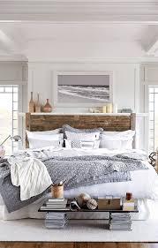 beachy bedroom furniture. Seaside Bedroom With Reclaimed Wood Bed. Coastal Beachy Furniture
