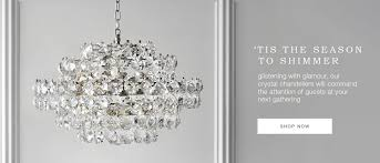 Beautiful Crystal Chandeliers