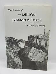 The Problem of 12 Million German Refugees by Betty Barton--1949 Booklet  WWII Era   eBay