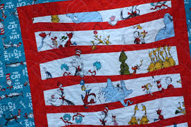 Dr Seuss Twin Bed Quilt Toddler Bedding Seuss Twin Bedding & 🔎zoom Adamdwight.com