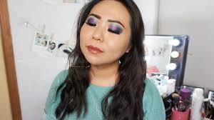 disney villain inspired look ursula beauty makeup tutorial