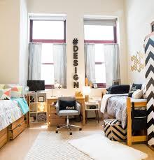 Bedroom: Beautiful Modern Dorm Room Design - Dorm Bedrooms