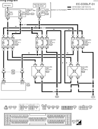 wiring diagram for a 2004 nissan sentra radio the wiring diagram my 2005 nissan sentra se r spec v 2 5l overheats when stopped