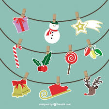 hanging christmas ornaments vector. Simple Vector Christmas Hanging Ornaments Vector Free Vector To Hanging Ornaments H