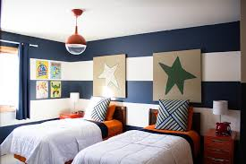 orange and navy blue bedroom. dazzling captains bed twin in spaces transitional with navy blue and orange next to shared bedroom alongside s
