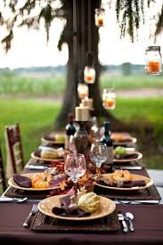 view in gallery take your thanksgiving celebrations outdoor