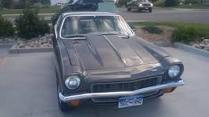 1972 Chevrolet Vega GT - YouTube