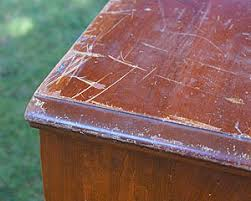 Refinishing Old Furniture How To Remove The Original Finish With