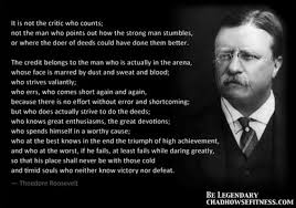 Theodore Roosevelt Quotes On Change. QuotesGram via Relatably.com