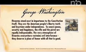Constitution Quotes Interesting Institute On The Constitution Uses Fake George Washington Quote On