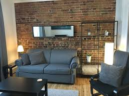 the brick condo furniture. Verdun Condo Rental - Living Room With Hidabed Ideal For Children The Brick Furniture I