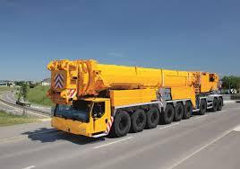 Ltm 1750 9 1 Mobile Crane Liebherr