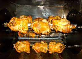 Chicken at Pollo Albert - Medellin Living