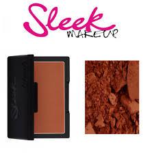 sleek makeup blush 926 rose gold 8gr pose
