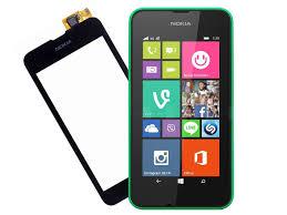 Nokia Lumia 530 Touch screen, LCD ...