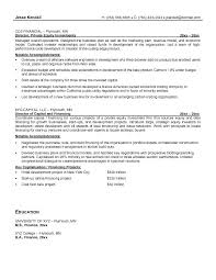sample private equity resume beautiful private equity cover letter template  in cover letter with private equity