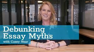 debunking college essay myths  debunking college essay myths
