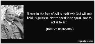 Bonhoeffer Quotes Inspiration Christless Christianity Sara's Musings