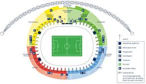 Wembley Stadium Nfl Seating Chart Wembley Stadium Plans Wembley London Wembley Stadium