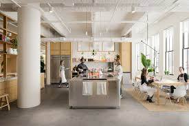 Share Space Wework Is Launching A Coworking Space For Food Startups Eater