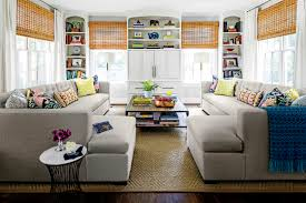 Southern Living Living Room Forgo The Chairs 106 Living Room Decorating Ideas Southern Living