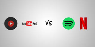 YouTube Music and YouTube Premium: Google over Spotify and Netflix