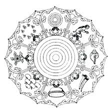 Mandala Coloring Pages Free Printable Adult Mandala Coloring Pages