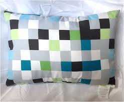 overwhelming bedroom pixel pillow pixel bedding