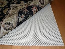 best natural rubber friendly rug pad fantastic 9x12