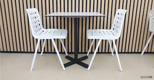 outdoor cafe table and chairs. Bold Square Outdoor Cafe Table And Chairs 6