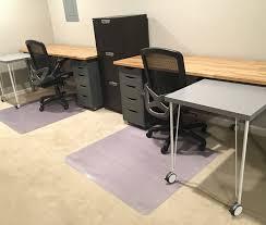 office cupboards ikea. IKEA Hack Home Office Desk Complete Cupboards Ikea A