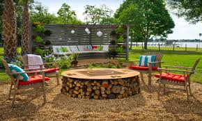 patio with fire pit and pergola. Fire Pits, Wood Pergola Designs Outdoor With Pit Patio And