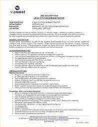 Waiter Job Description Resume Template